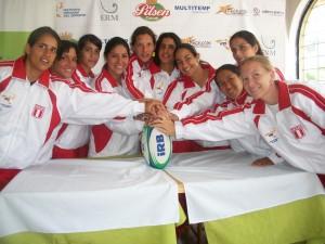 Rugby femenino 2012