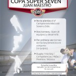 Flyer maccabi rugby - Juan maestro