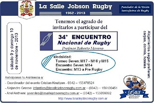 Encuentro Rugby Argentina