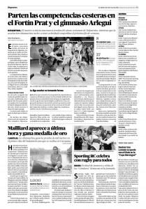 Diario El Mercurio, 20-4-2013