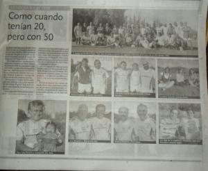 Diario Los Andes, Mendoza-Argentina 14 de abril de 2013