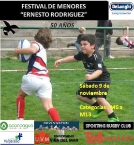 Festivla de ]Menores Ernesto Rodriguez SRC 2013
