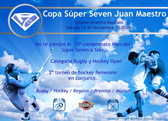 10º Super Seven Juan Maestro 2014